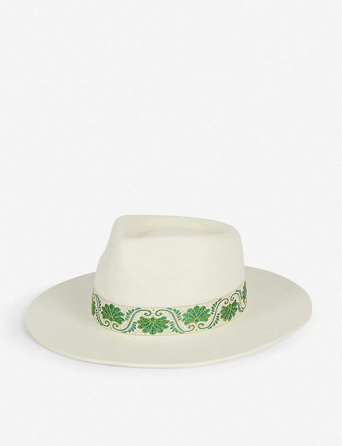 Ivy trilby hat