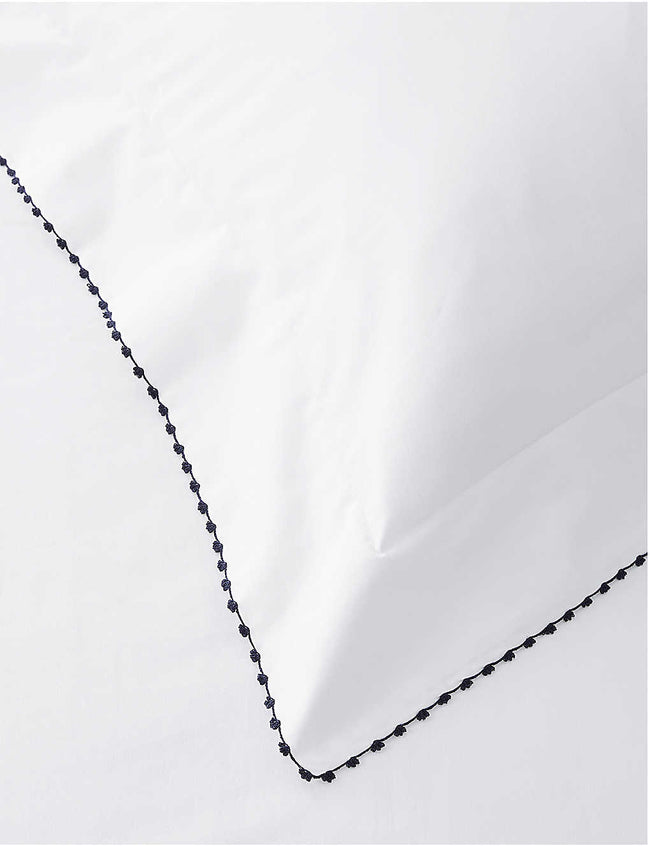 Melbury cotton standard Oxford pillowcase 50cm x 75cm