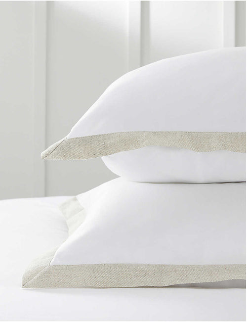 Mirador cotton oxford pillowcase 50x90
