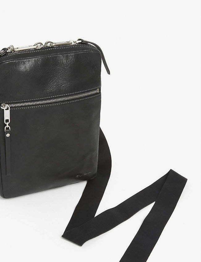 Supply Pouch leather cross-body bag