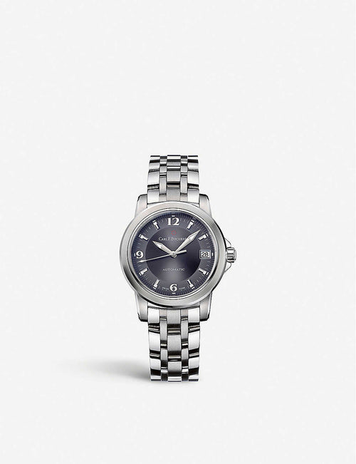 00.10622.08.36.21 Patravi stainless-steel automatic watch