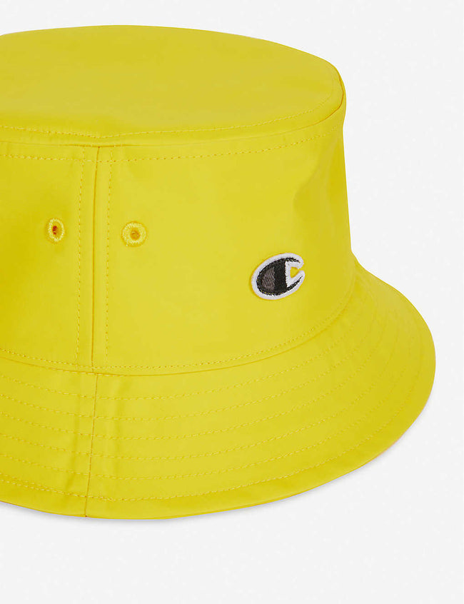 Rick Owens X Champion shell bucket hat
