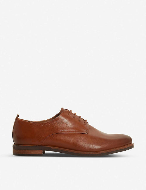 Farley leather derby shoes