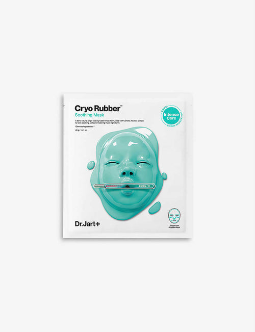 Cryo Rubber™ with soothing allatonin face mask