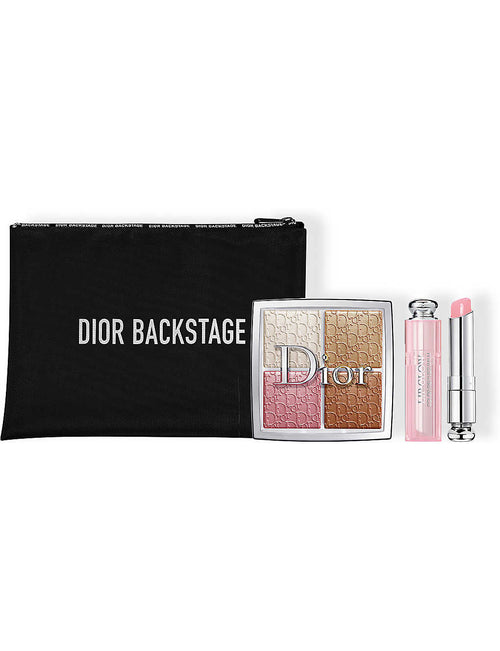 Dior Backstage Ready To Glow Makeup Set