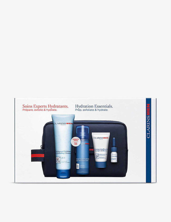 ClarinsMen Hydrate Collection gift set