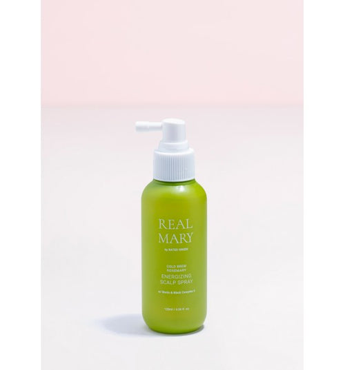 REAL MARY ENERGIZING SCALP SPRAY 120ml