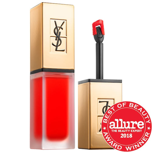 Yves Saint Laurent Tatouage Couture Matte Satin Nr.12 Red Tribe 6 ml
