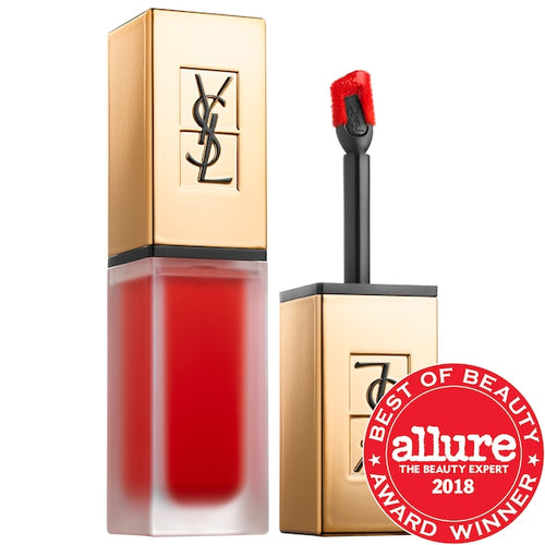 Yves Saint Laurent Tatouage Couture Matte Satin Nr.1 Rouge Tatouage 6 ml