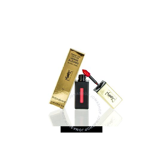 Yves Saint Laurent YSL Rouge Pur Couture Vernis a Levres Pop Water Nr.11 Rouge G