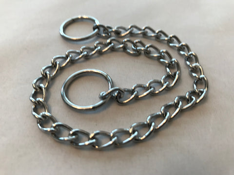1.5mm Choke Chain Collars