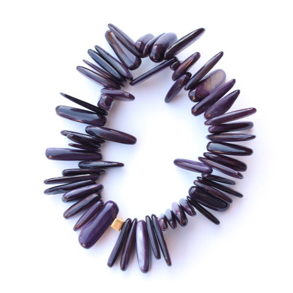 Born To Stand Out Bracelet - Plum