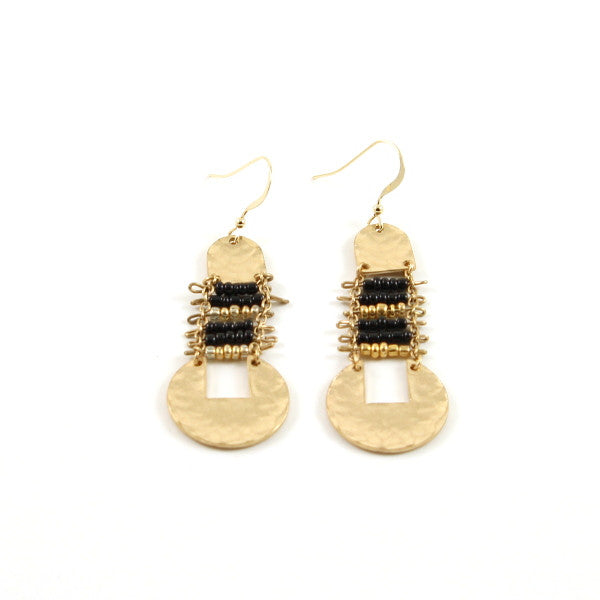 Cleopatra's Throne Earrings