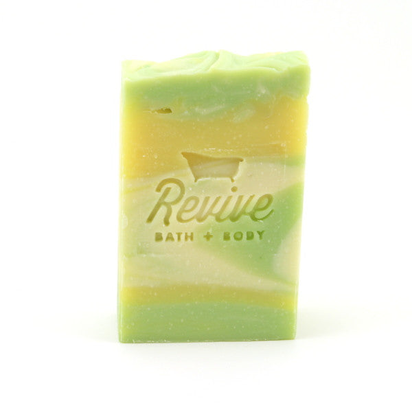 Lemongrass & Ginger Bar Soap