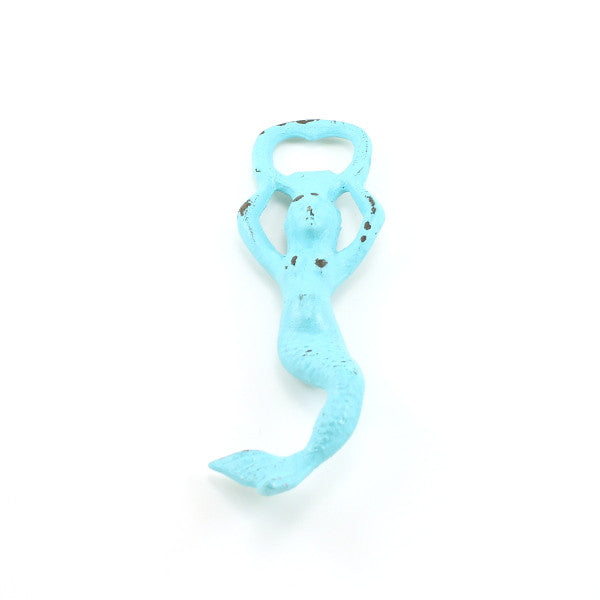 Mermaid Bottle Opener - Turquoise