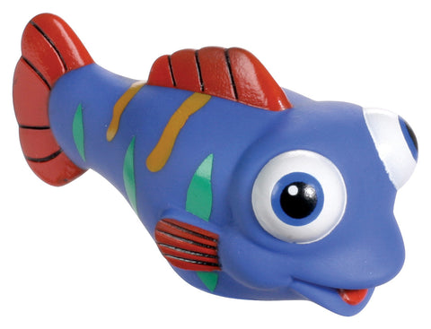 Toysmith - Baby's Toys / Bath Toys - Silly Fish Squirter