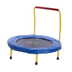 The Original Toys - Jumping for Kids / Fold & Go Trampoline