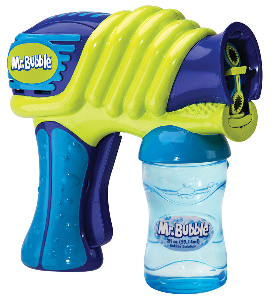 Kid Galaxy - Mr. Bubbles / Bubble Blaster - Double Bubble Gun
