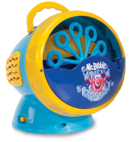 Kid Galaxy - Mr. Bubbles / Single Super Bubble Blower - Bubble Gun