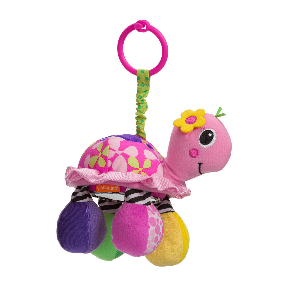 Infantino - Pal Assort - Topsy Turtle Mirror