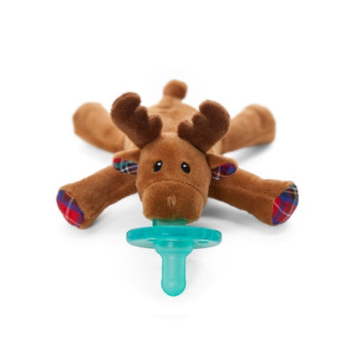 Wubbanub - Baby's Pacifiers and Accessories - Reindeer