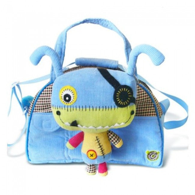 Eco Snoopers - Duffel Bag / Removal Plush - Monster