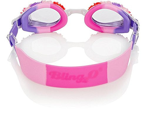 Bling2o - Swiming Goggles / Sno Cone Swim Goggles - Stawberry Shortcake