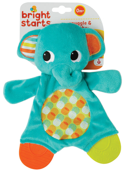 Toysmith - Baby  Chewing - Snuggle & Teethe Teether