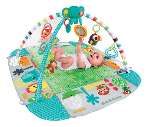 Toysmith - Baby's Toys / Gym - 5-in-1 Your Way Play Gym