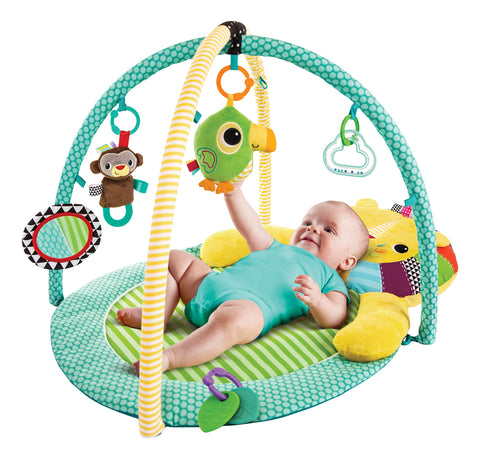 Toysmith - Baby Toys / Gym - My Lovable Lion Activity Gym