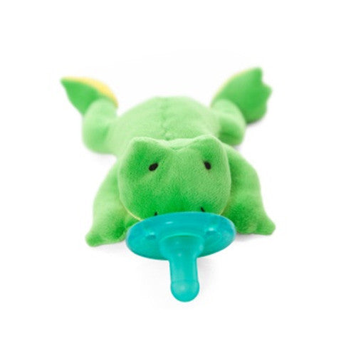 Wubbanub - Baby's Pacifiers and Accessories - Green Frog
