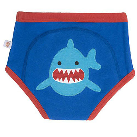 Zoocchini - Boys Accessories / Underwear - Pant Shark Blue