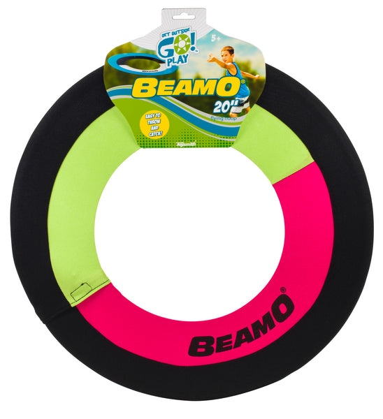 Toysmith - Kids Toys - Beamo Flying Disc / 20""