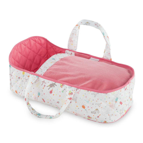 Corolle - Toddles & Girls Toys / Baby Doll Carry Bed - Mon Premier Carry Bed