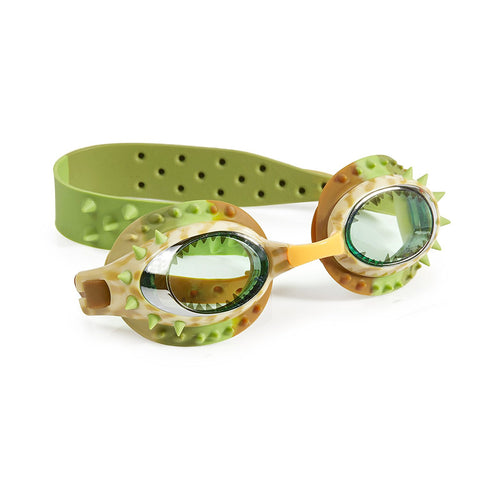 Bling2o - Swimming Goggles /  Prehistoric - Carnivore Brown