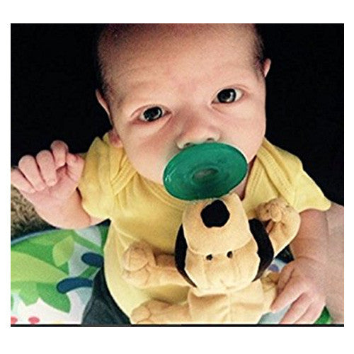 Wubbanub - Baby's Pacifiers and Accessories - Brown Puppy