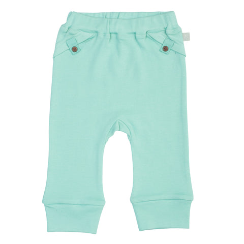Finn Emma - Pants - Pool Blue