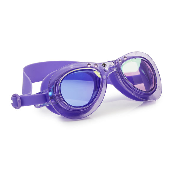 Bling2o - Swimming Goggles / Bling Banz - Almost Famous Purple