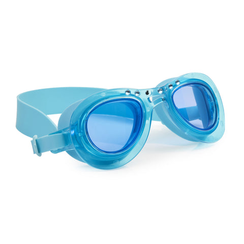 Bling2o - Swimming Goggles / Bling Banz - Movie Star Blue