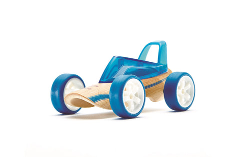 Hape - Toy Car / Roadster / Low Rider / Sportster / Bruiser - Bamboo Kid's Toy Car