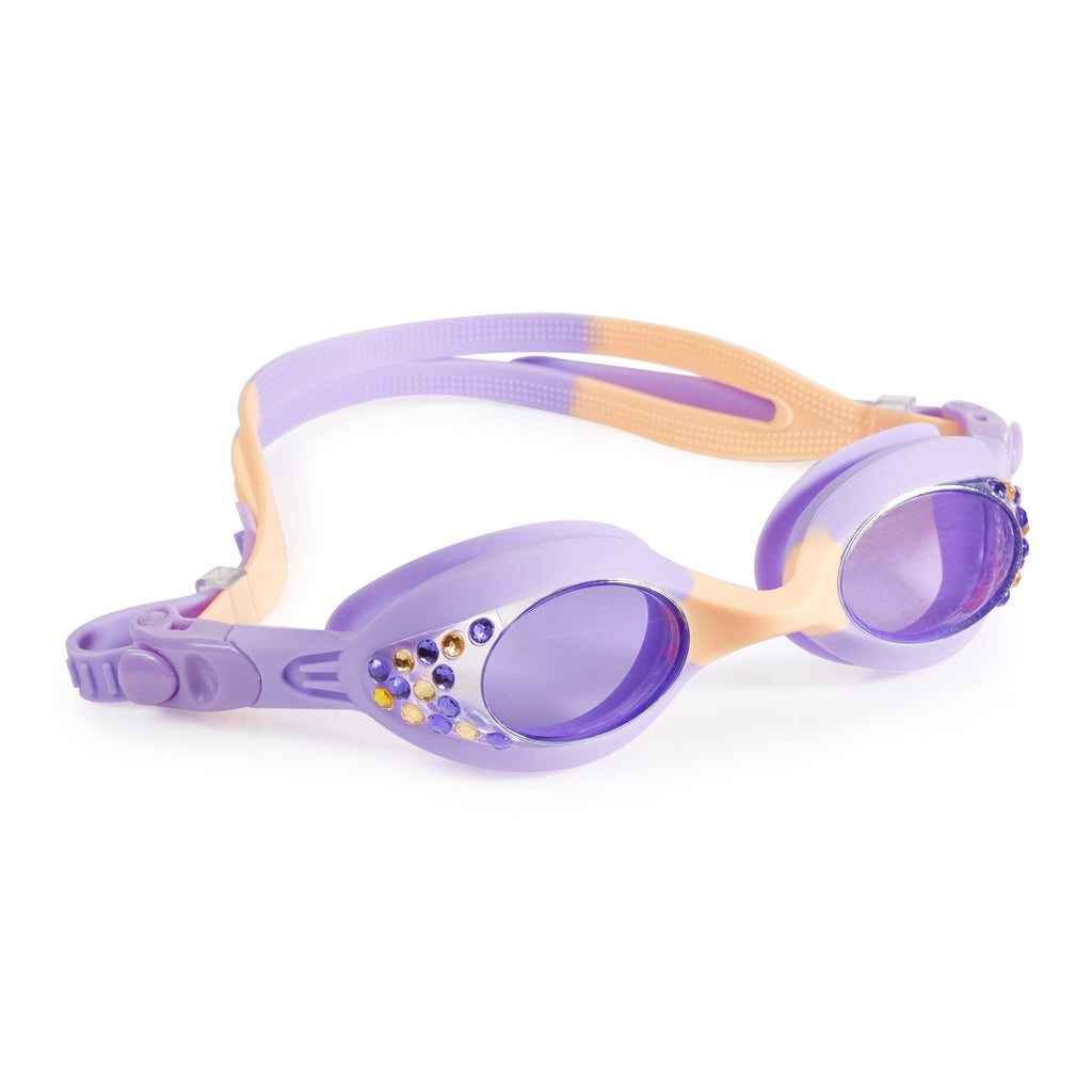 Bling2o - Swimming Goggles / Fresh Glow Girl - Lilac Melon
