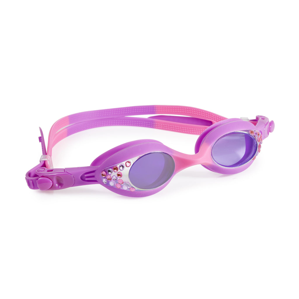 Bling2o - Swimming Goggles / Fresh Glow Girl - Violet Pink