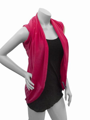 Multiwear - Mom's Tops - Jersey Tank Cardimom Happy Pink