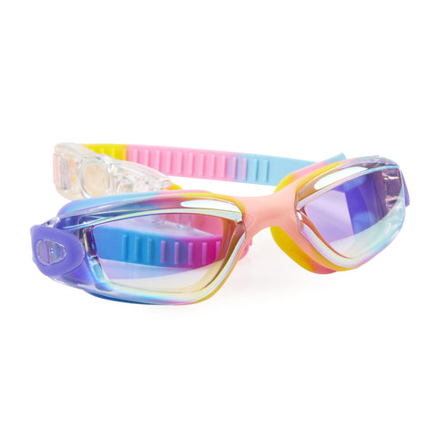 Bling2o - Swimming Goggles / New Camp Color War - Rainbow Blast Coral