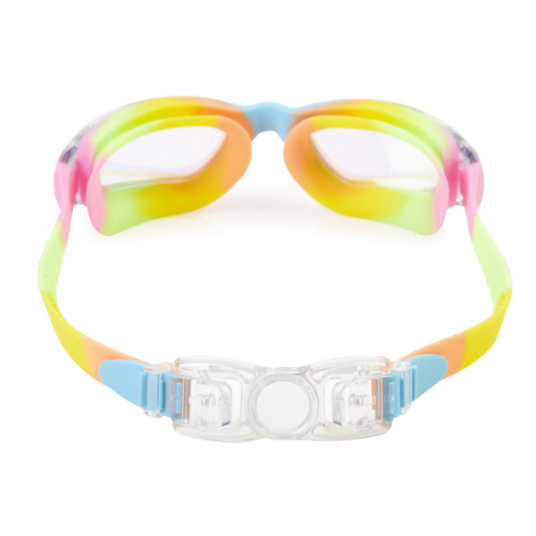 Bling2o - Swimming Goggles / New Camp Color War - Sorbet Summer Blue