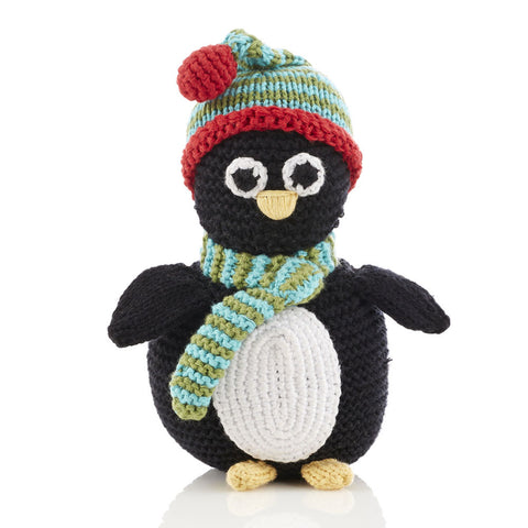 Pebble - Rattle / Penguin