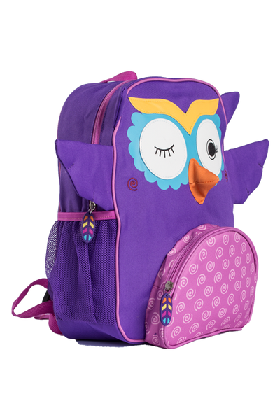 Zoocchini - Girls Accessories / Backpack - Olive The Owl