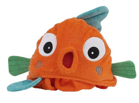 Zoocchini - Children's Accessories / Towel - Sushi the Tropical Fish Hooded Towel