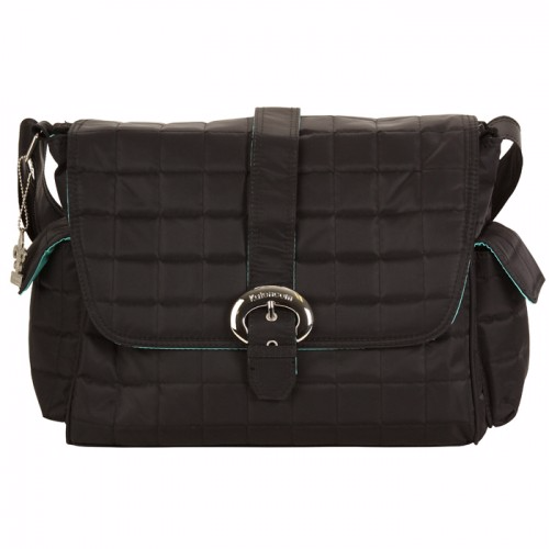 Kalencom - Buckle Bag - Quilt Black