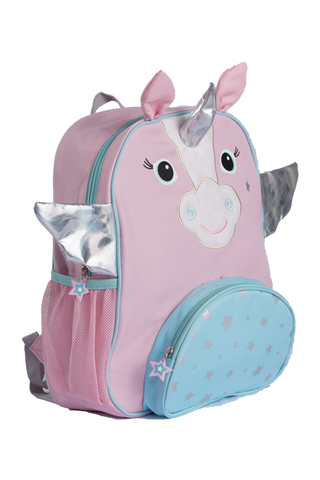 Zoocchini - Girls Accessories / Backpack - Allie The Alicorn Backpack